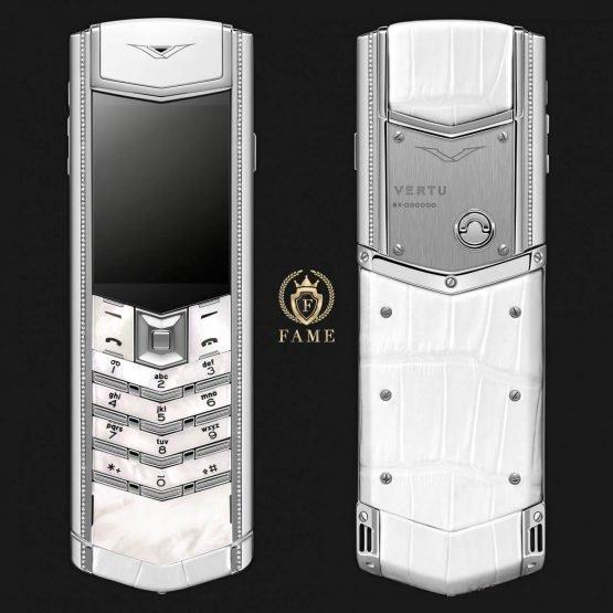 Vertu Signature S Design LMOP Mới Full Box