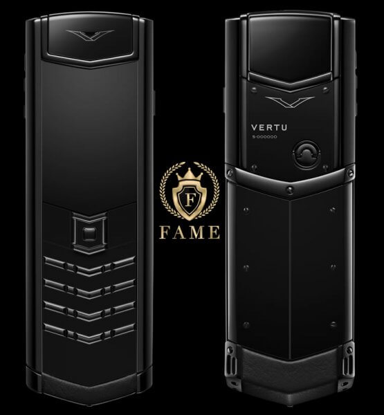 Vertu Signature Ultimate Black 2016