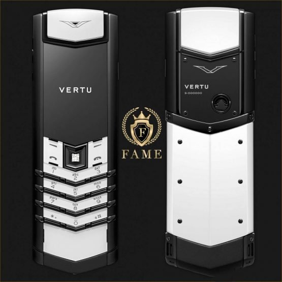 Vertu Signature S Black and White Mới Full Box