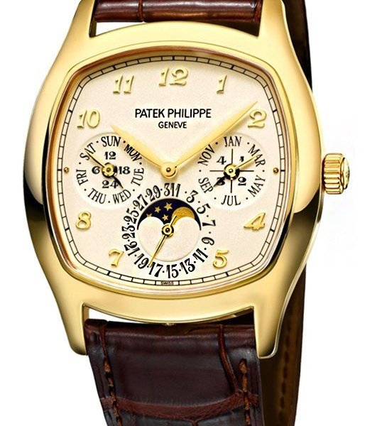 Patek Philippe Complications Perpetual Calendar Yellow Gold 5940J-001