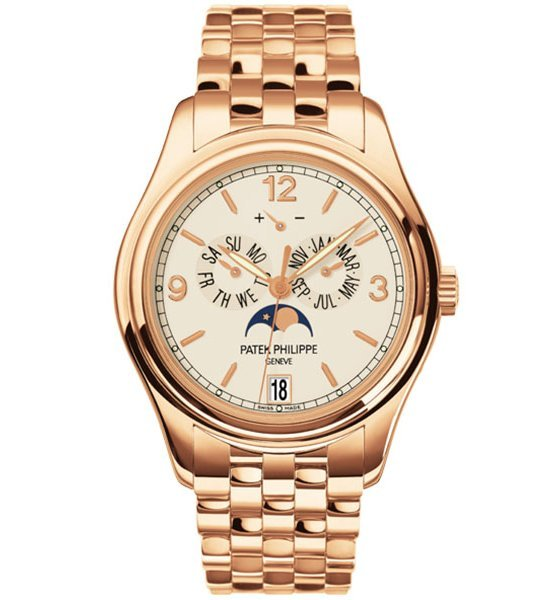 Patek Philippe Complications Annual Calendar Rose Gold 5146/1R-001