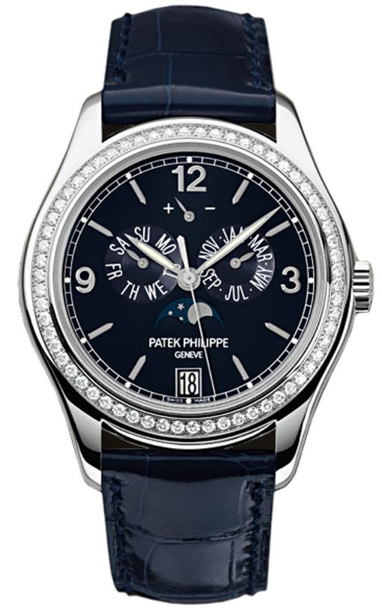 Patek Philippe Complications Annual Calendar White Gold 5147G-001