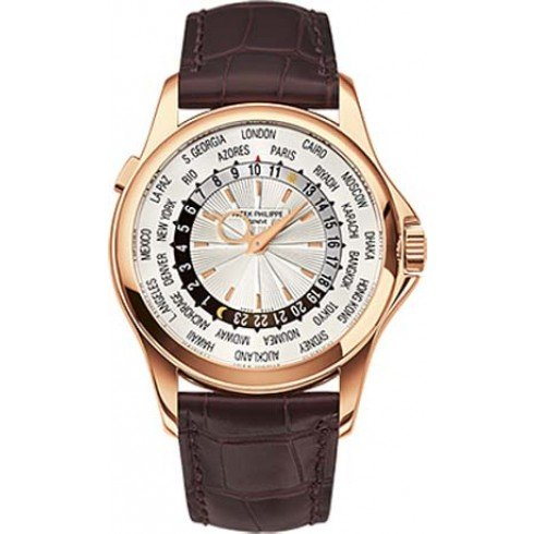 Patek Philippe Complications World Time Rose Gold 5130R-018