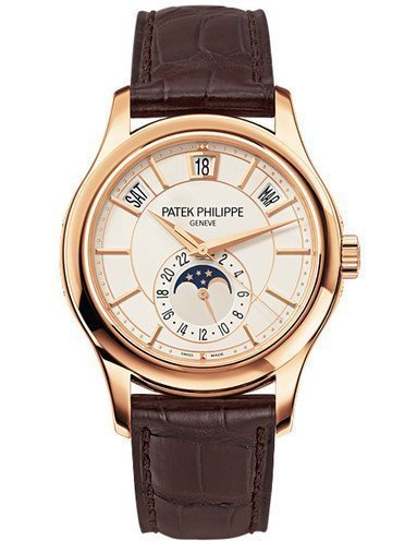 Patek Philippe Complications Annual Calendar, Rose Gold 5205R-001