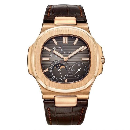 Patek Philippe Nautilus Rose Gold 5712R-001