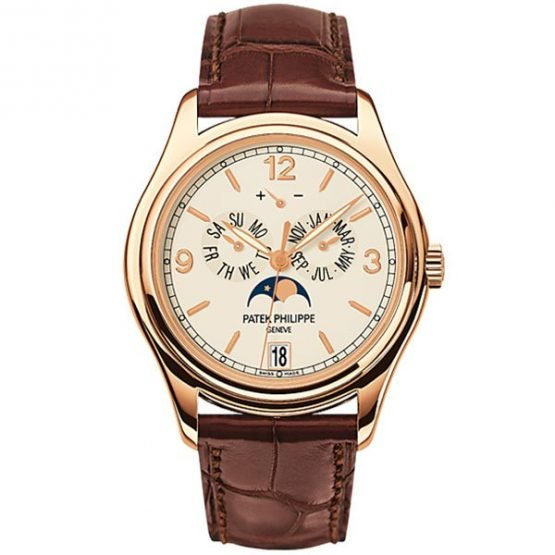 Patek Philippe Complications Annual Calendar Rose Gold 5146R-001