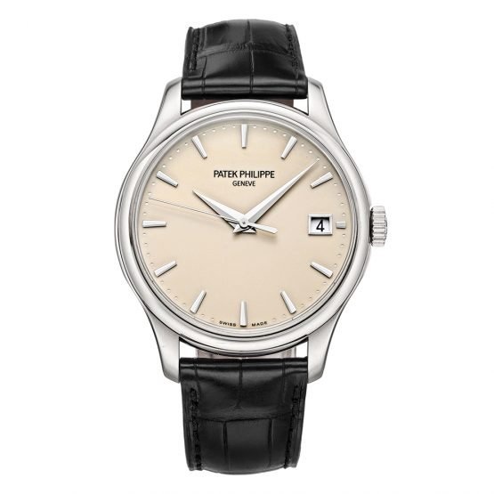 Patek Philippe Calvatra White Gold 5227G-001