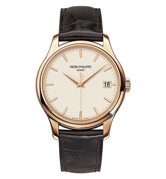 Patek Philippe Calvatra Rose Gold 5227R-001