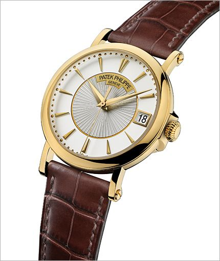 Patek Philipp Calatrava Yellow Gold 5153J-001
