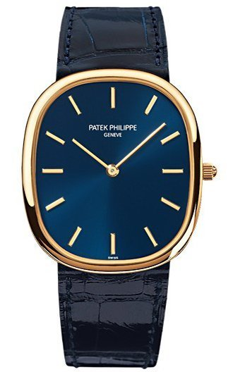 Patek Philippe Golden Ellipse Yellow Gold 3738/100J-012