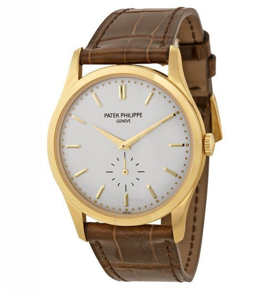 Patek Philippe Calatrava Yellow Gold 5196J-001