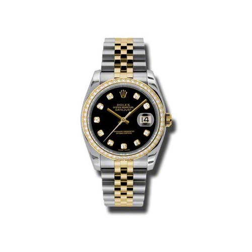 Rolex Datejust 36mm 116243 bkdj