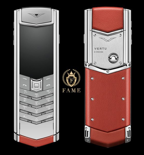 Vertu Signature S Red Calf 2017 Mới FullBox