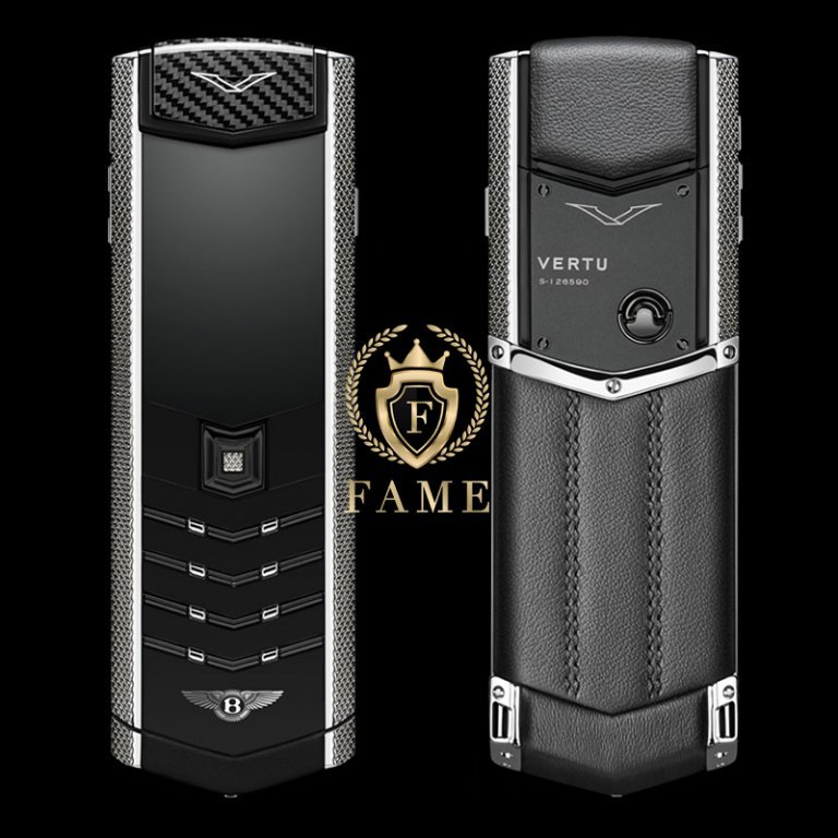 Vertu Signature S For Bentley 2016