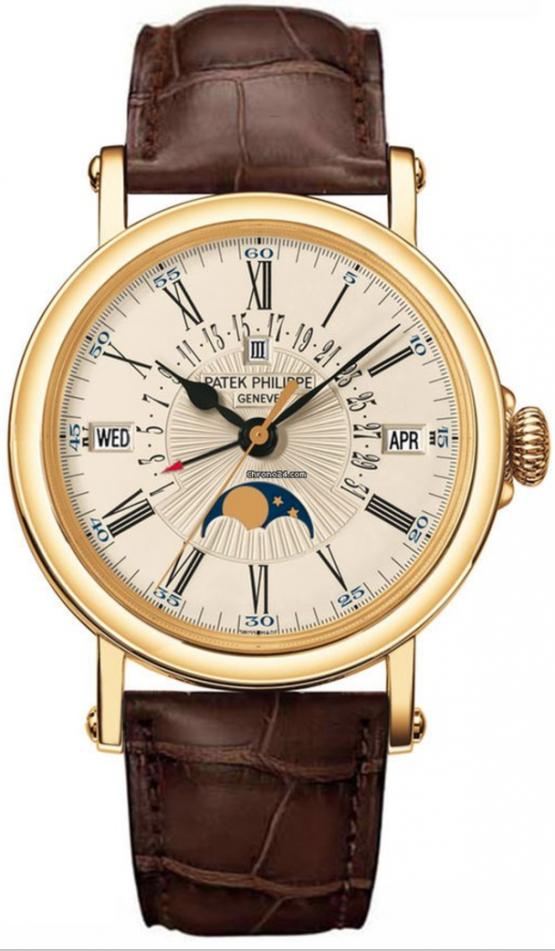 Patek Philippe Perpetual Calendar Retrograde Date 5159J-001