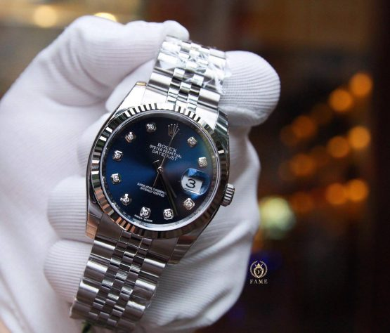 Rolex Date Just 116234 Blue 36mm