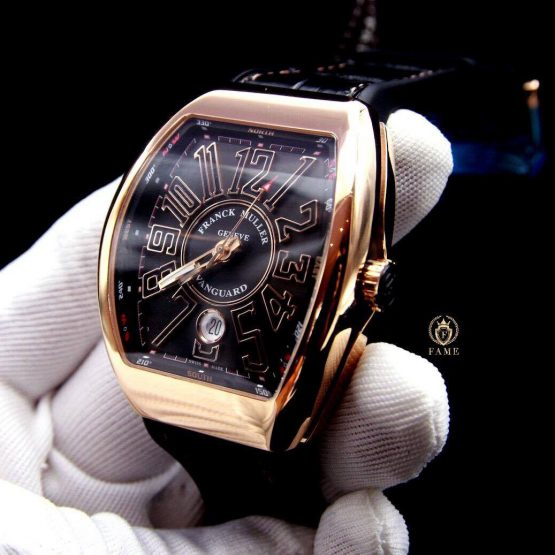 Franck Muller V41 SC DT ROSE GOLD new 100%