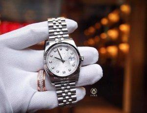 Rolex Date Just 116234 36mm Mặt vi tính trắng