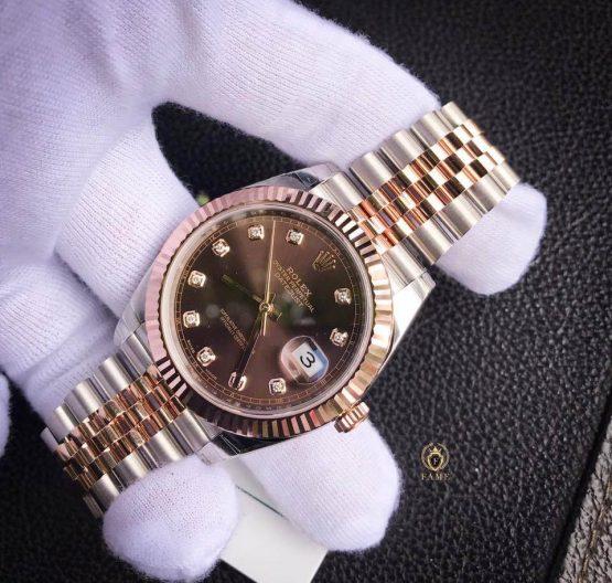 Rolex Datejust 126331 41mm Mới Tinh - Fullbox