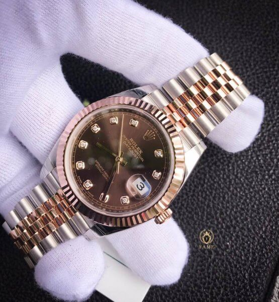 Rolex Datejust 41mm Mới Tinh - Fullbox