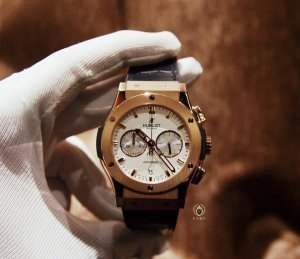 Hublot Classic Fusion Chronograph King Gold 42mm