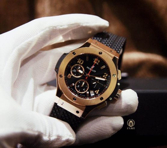 HUBLOT Big Bang King Gold 41mm