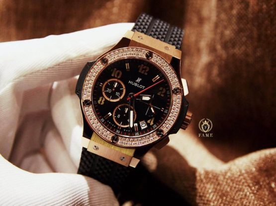 Hublot Big Bang KingGold Diamonds 41mm