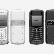 Điện thoại Vertu Constellation Ceramic