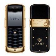 Vertu constellation yellow gold fame
