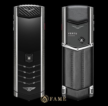 Vertu Signature S Bentley
