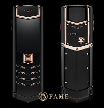 Vertu Signature S Ultimate Black