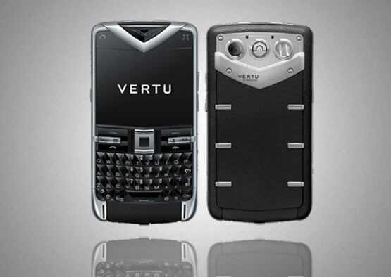 Vertu Quest Black Ceramic