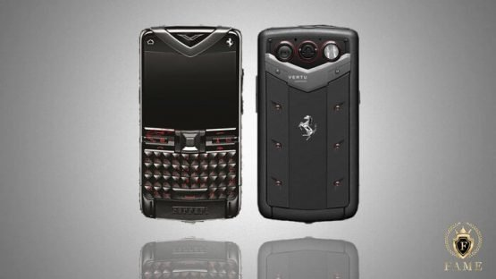 Vertu Quest Ferrari Limited