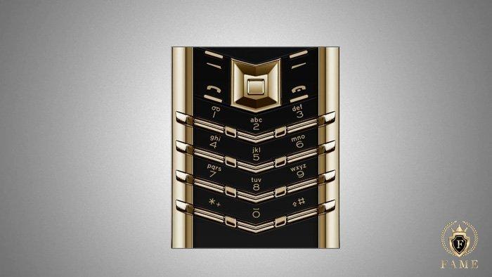 Thiết kế bàn phím đặc trưng