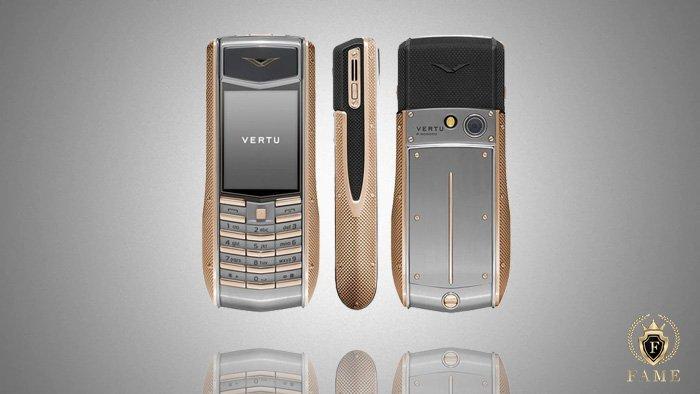 Điện thoại Vertu Ascent Titanium