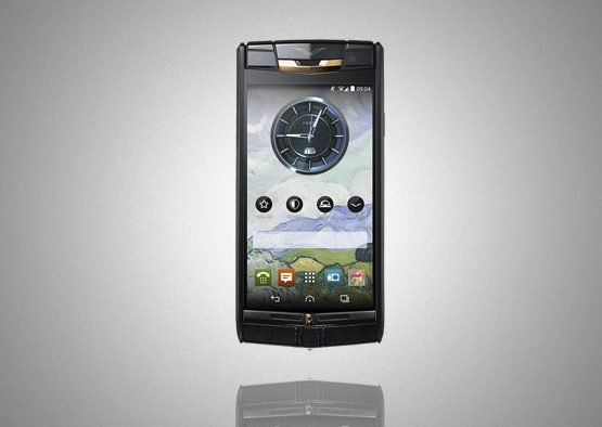 Vertu Constellation Touch Gold
