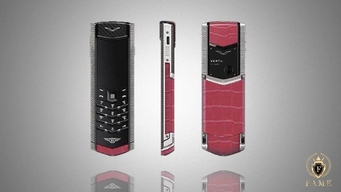 Vertu Signature S bently