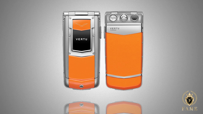 Vertu Constellation Red/ Orange
