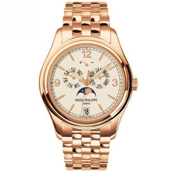 Patek Philippe Complications Annual Calendar Rose Gold 5146/1R-001