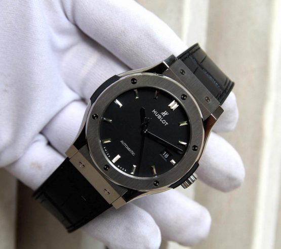 Hublot Classic Fusion Stainless Steel 42mm